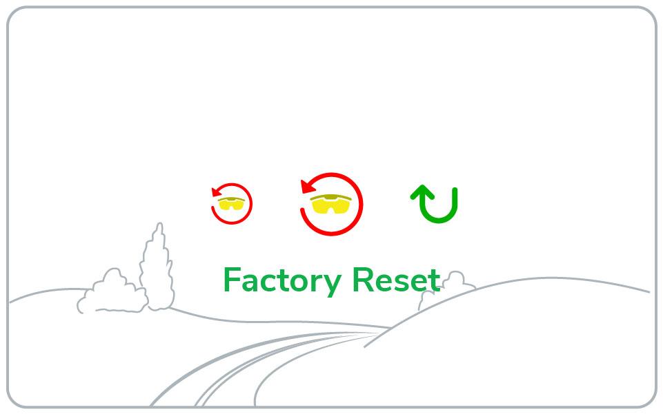 Settings on Raptor – Customer Support | Everysight