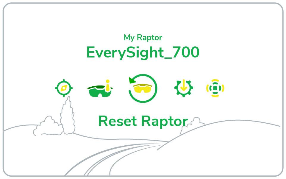 Settings on Raptor – Customer Support   Everysight